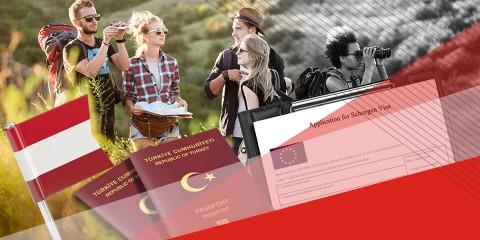 Avusturya Turistik Vize Hakkında
