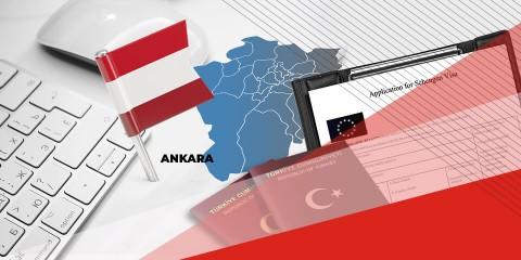 Avusturya Vize İşlemleri Ankara