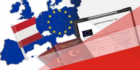 Avusturya Schengen Vizesi